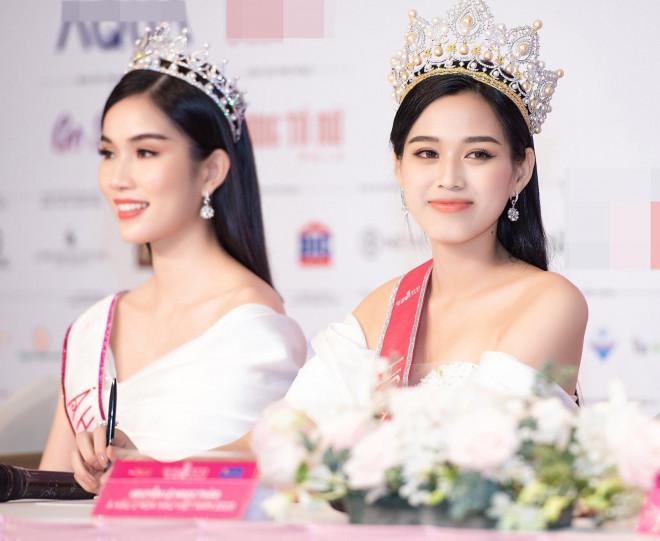 """Tân Hoa hậu Việt Nam 2020 trả lời """"cực chất"""" khi bị """"hỏi xoáy"""" chuyện biết trước đăng quang - 1"""