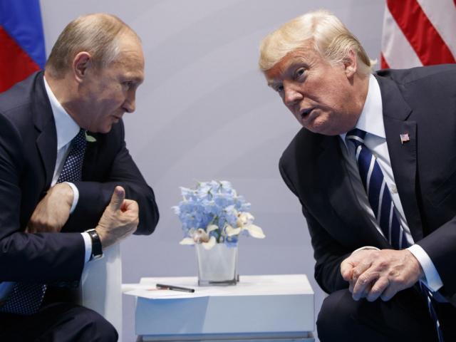 """Thế giới - Ông Putin """"chê"""" bầu cử Mỹ, lần đầu tiên nói lý do chưa chúc mừng ông Biden"""