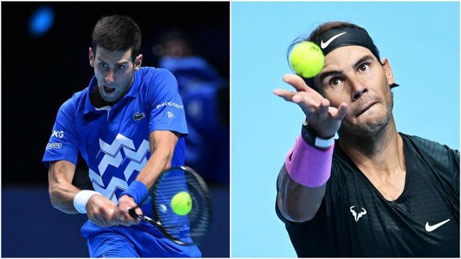 Djokovic và Nadal hụt vé chung kết ATP Finals: Federer vui mừng vì lẽ gì? - 1