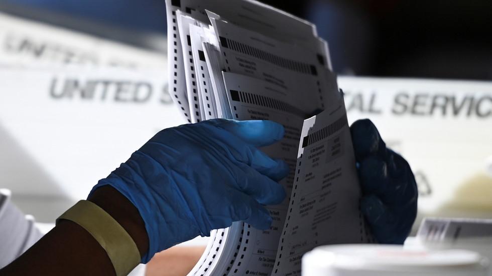 Sau khi chứng nhận ông Biden thắng, Georgia kiểm phiếu lại một lần nữa - 1