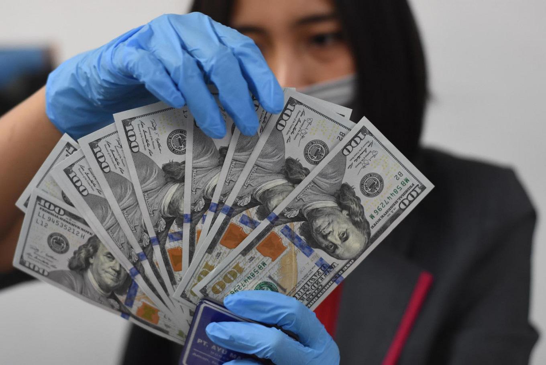 Tỷ giá USD hôm nay 23/11: Tăng tốt phiên đầu tuần - 1