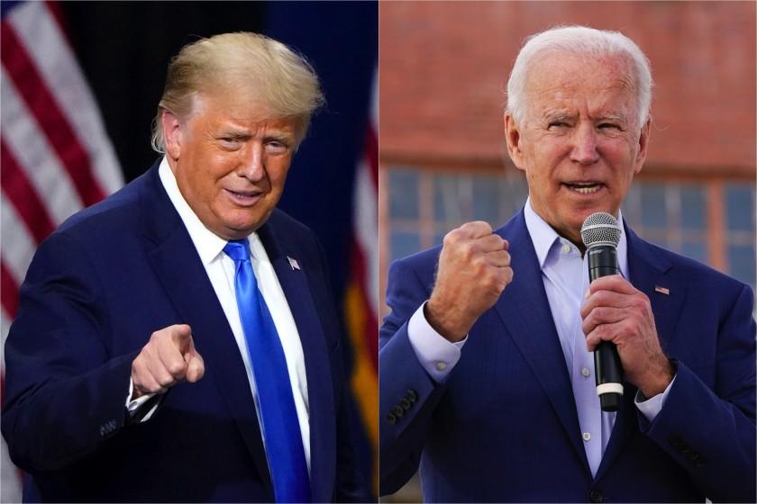 Ông Biden đã sai lầm khi đánh giá thấp ông Trump? - 1