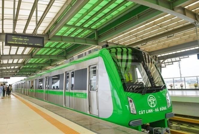 Ông Vương Đình Huệ: Mong đường sắt Cát Linh – Hà Đông khai thác từ tháng 1/2021 - 1