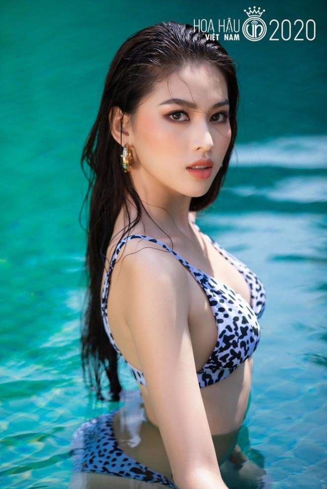 Nguyễn Lê Ngọc Thảo: Cô gái lần đầu đi thi sắc đẹp đã giành luôn ngôi vị Á hậu 2 - 1