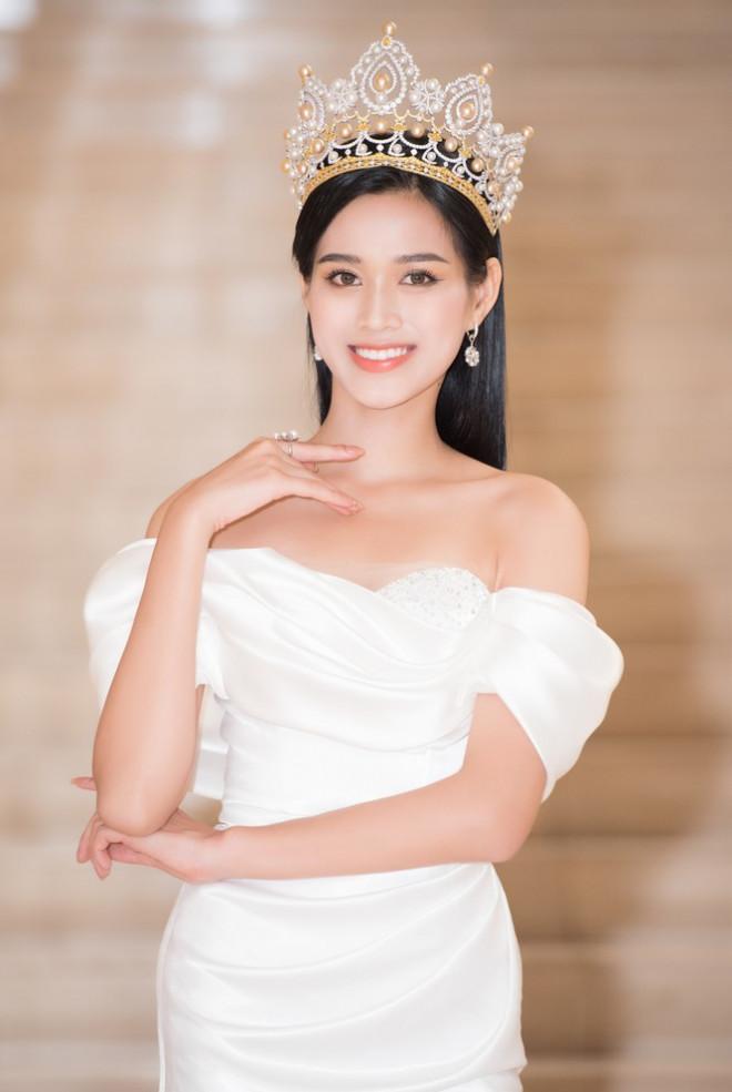"""Tân Hoa hậu Đỗ Thị Hà: """"Tôi là cô gái có thể không phải là gu của nhiều người"""" - 1"""