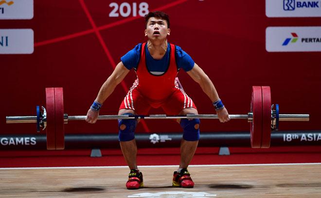 2 VĐV cử tạ Việt Nam dính doping: Nguy cơ bị cấm dự Olympic - 1