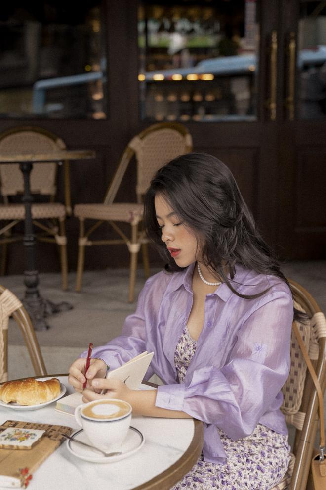 Nhan sắc tuổi 16 của con gái út nghệ sĩ Chiều Xuân - 1