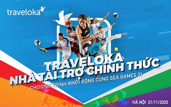 """Traveloka tài trợ chính thức cho chương trình """"Khởi động cùng SEA Games 31"""" - 1"""