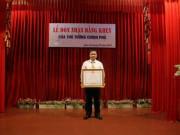 Thủ tướng chính phủ tặng bằng khen cho Lương y chữa thành công Tiểu đường cho bệnh nhân khắp cả nước