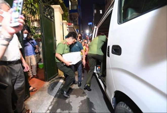 Ông Nguyễn Đức Chung dùng số điện thoại nước ngoài trong vụ chiếm đoạt tài liệu mật - 1