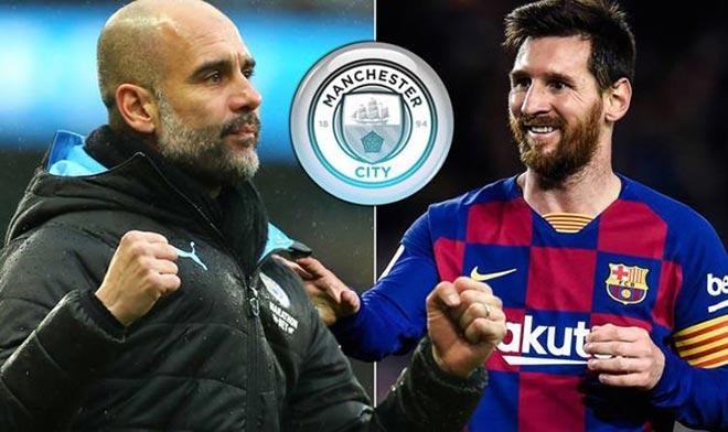 """Man City muốn 2 """"bom tấn"""": Messi và """"Ozil 2.0"""" 100 triệu bảng đá với De Bruyne - 1"""