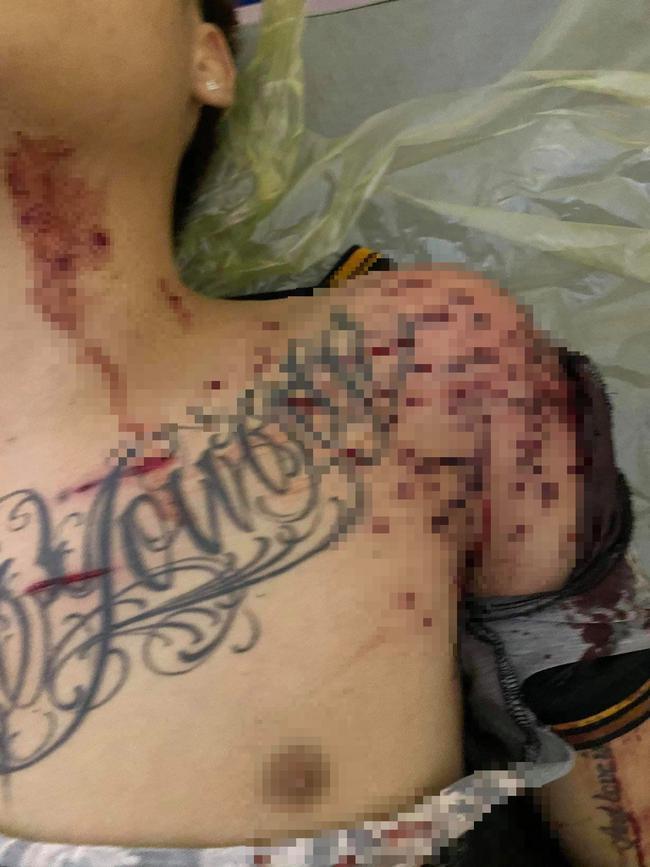 NÓNG: Nổ súng kinh hoàng tại Thái Bình - 1