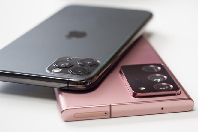 iPhone 12 có đủ đọ sức mạnh với Galaxy Note20 Ultra? - 1