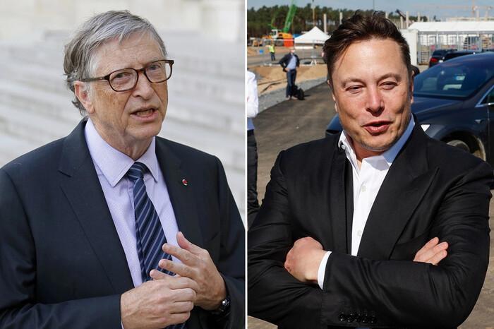 Elon Musk soán ngôi Bill Gates trở thành người giàu thứ hai thế giới - 1