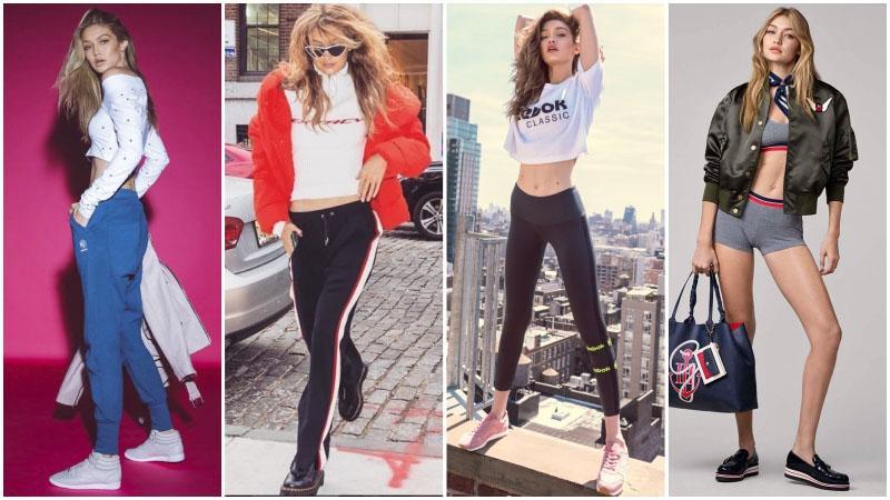 Làm thế nào để mặc sành điệu như Gigi Hadid? - 1