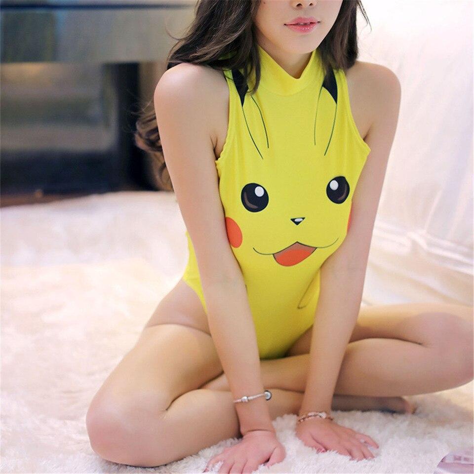 """Từ vụ """"nữ thần gym"""" Lê Bống mặc áo pikachu bị chê đến trend gợi cảm hóa """"tuổi thơ"""" - 4"""
