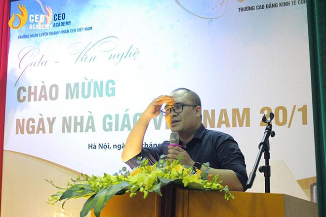 Sự thật về người thầy doanh nhân của Trường doanh nhân CEO Việt Nam - 1