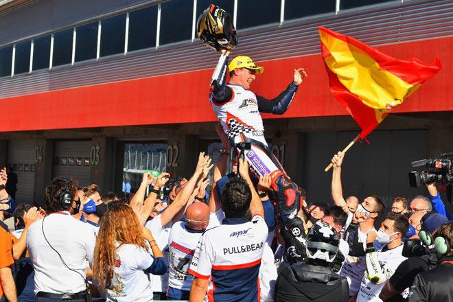 Đua xe MotoGP, Portuguese GP: 3 nhà vô địch mới lộ diện, Oliveira hạ màn mùa giải - 1