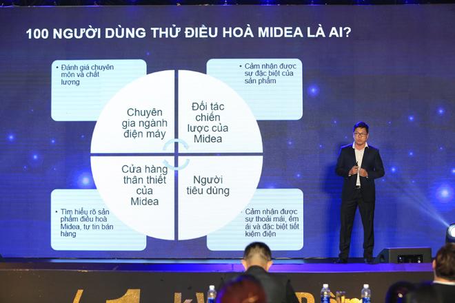 Midea tìm kiếm 100 đại diện trải nghiệm máy lạnh siêu tiết kiệm Airstill – 1kWh/ đêm - 1