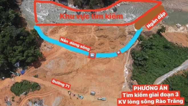 Kết thúc giai đoạn 3 tìm kiếm nạn nhân mất tích tại Rào Trăng, sẽ thêm giai đoạn 4 - 1