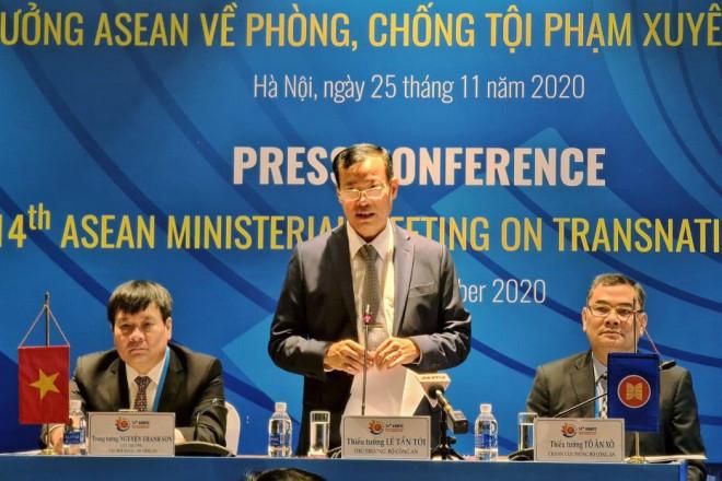 Bộ Công an đề xuất 3 sáng kiến phòng, chống tội phạm xuyên quốc gia - 1
