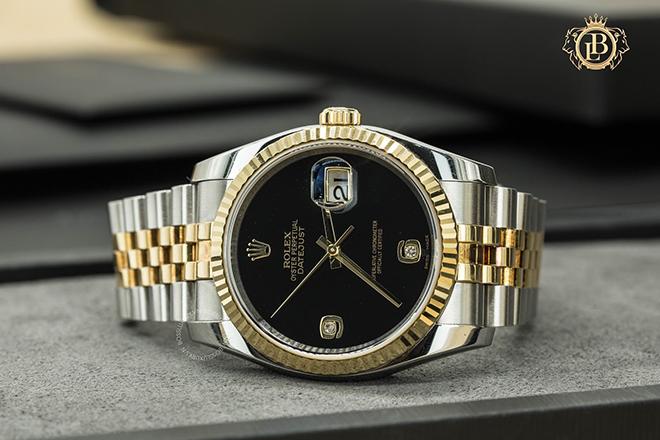 Boss Luxury gợi ý những mẫu đồng hồ Rolex mặt đen đẹp nhất dành cho quý ông - 1