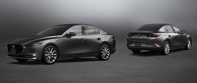 Mazda 3 phiên bản nâng cấp ra mắt - 1