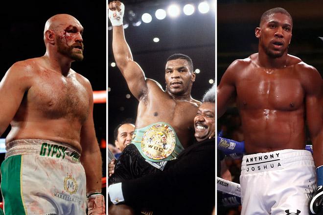 """Mike Tyson giảm 45kg """"không ngán ai"""": Hạ xong Jones sẽ xử Joshua, Furry - 1"""