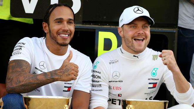 """Nóng nhất thể thao tối 25/11: Hamilton là """"ông hoàng lương bổng"""" F1 - 1"""