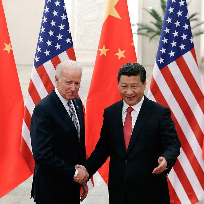"""Ông Trump để lại """"vũ khí"""" lợi hại giúp ông Biden đấu Trung Quốc - 1"""