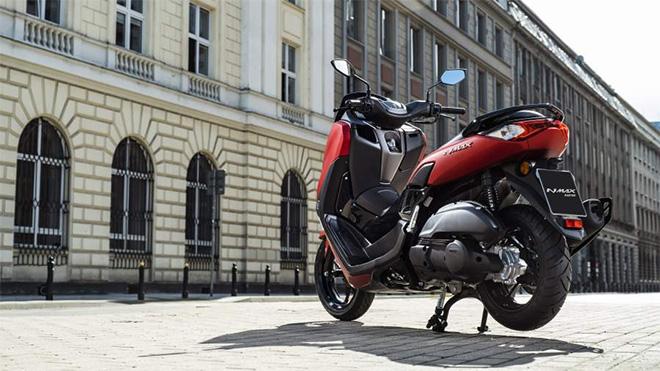Ra mắt Yamaha NMAX 125: Vua tay ga mới là đây! - 1