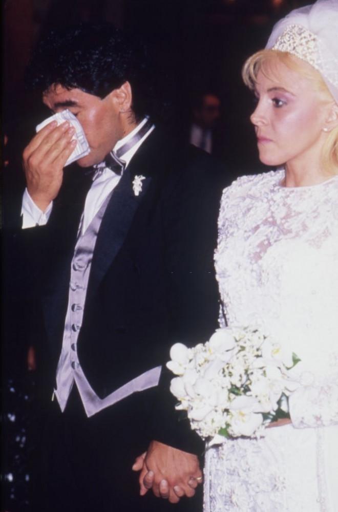 Diego Maradona: Khi người đàn ông khóc - 1