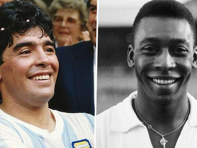 "Maradona - Pele là ""Messi - Ronaldo"" của thế kỷ XX: Ai hơn ai?"