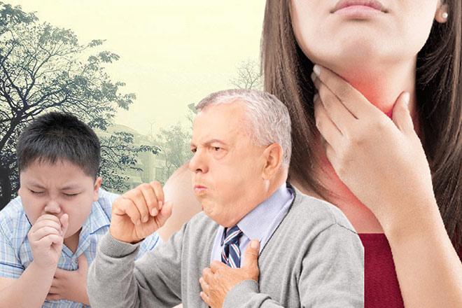 Giảm ho nhanh, lành viêm họng không cần kháng sinh - 1
