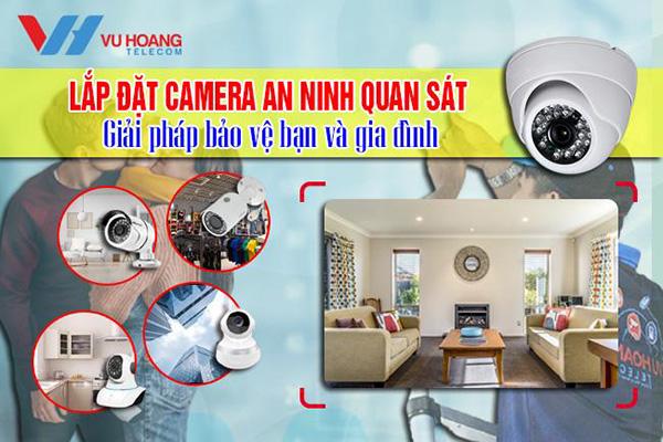 Lắp đặt camera an ninh quan sát – Giải pháp bảo vệ bạn và gia đình - 1