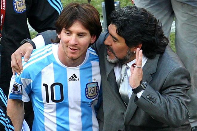 Huyền thoại Maradona làm HLV: Con đường sóng gió và những bi kịch khó quên - 1
