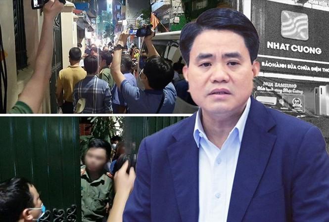 Truy tố cựu Chủ tịch UBND TP Hà Nội Nguyễn Đức Chung - 1