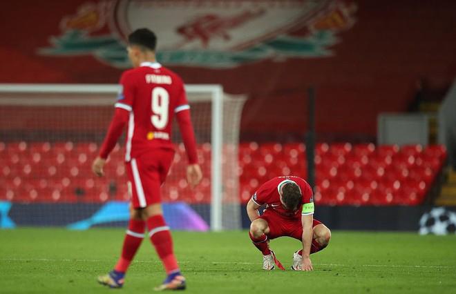 HLV Klopp thừa nhận Liverpool quá tệ, ác mộng 17 năm tái hiện ở Anfield - 1