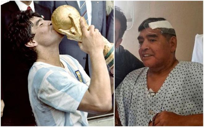 Bí ẩn ngày Maradona qua đời: Lời than thở với cháu trai trước khi ra đi - 1