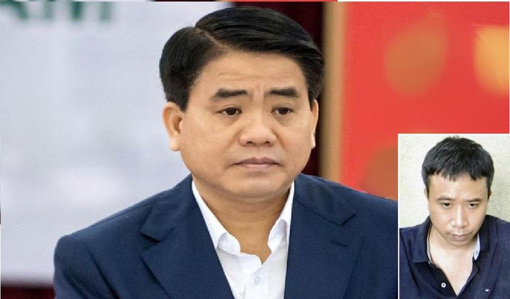 Ông Nguyễn Đức Chung đã móc nối quan hệ với cựu công an thế nào? - 1