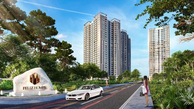 Dự án căn hộ sở hữu công viên xanh 4.000m2 ngay trung tâm Hà Nội - 1