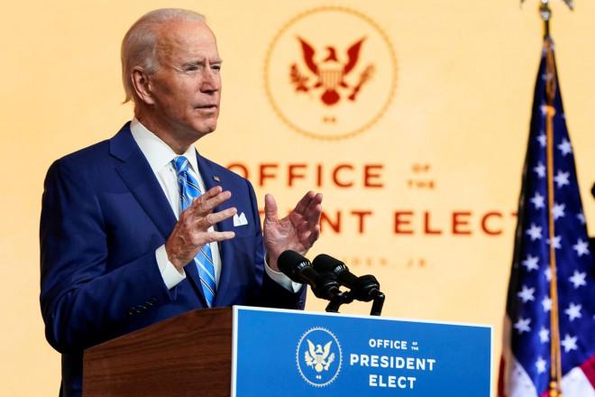 Hai thái cực giữa ông Joe Biden và ông Donald Trump - 1