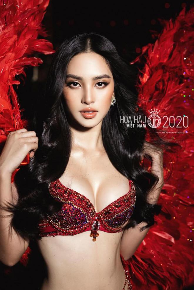 Ảnh hậu trường đẹp 'gây thương nhớ' của Tiểu Vy và Đặng Thu Thảo ở HHVN 2020 - 5
