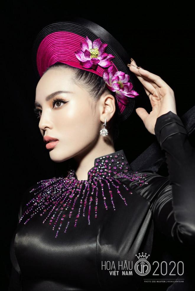 Ảnh hậu trường đẹp 'gây thương nhớ' của Tiểu Vy và Đặng Thu Thảo ở HHVN 2020 - 3