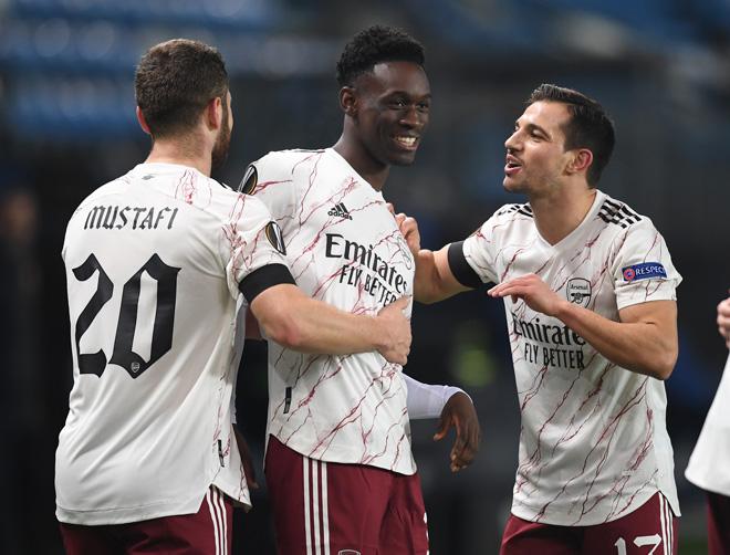 Kết quả bóng đá Europa League, Molde - Arsenal: Hiệp 2 bùng nổ, chính thức giành vé - 1