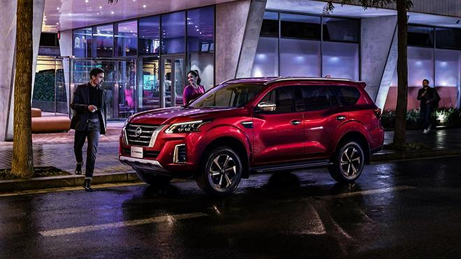 Nissan Terra mới chính thức ra mắt, thu hút hơn nhờ thay đổi thiết kế - 1