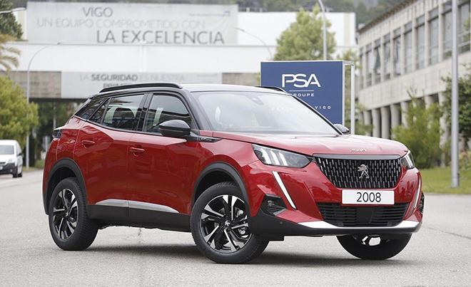 Peugeot 2008 được đại lý nhận đặt cọc, giá dự kiến 750 triệu đồng - 1
