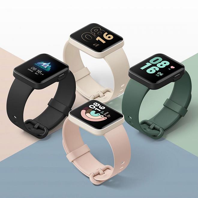 """Xiaomi """"trình làng"""" đồng hồ Redmi Watch giá rẻ, pin trâu - 1"""