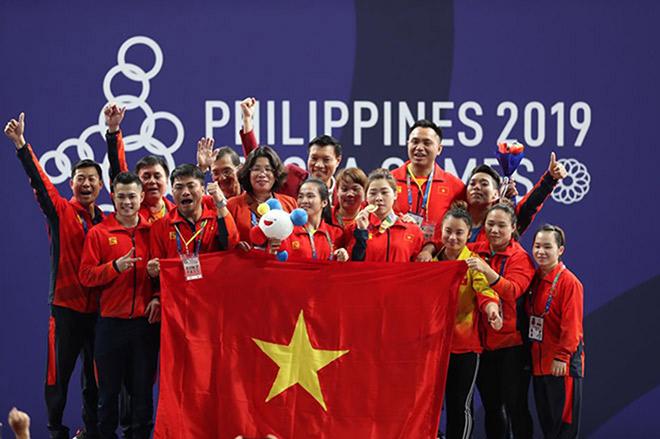 Cử tạ Việt Nam dính doping: Có bị cấm dự SEA Games 31 trên sân nhà? - 1
