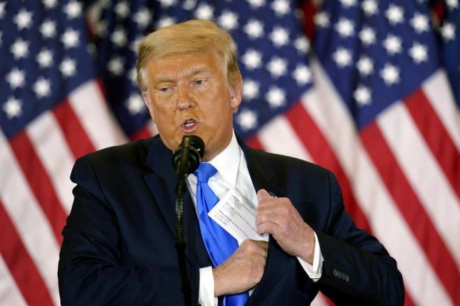 50 ngày còn lại của nhiệm kỳ, Tổng thống Trump làm gì? - 1